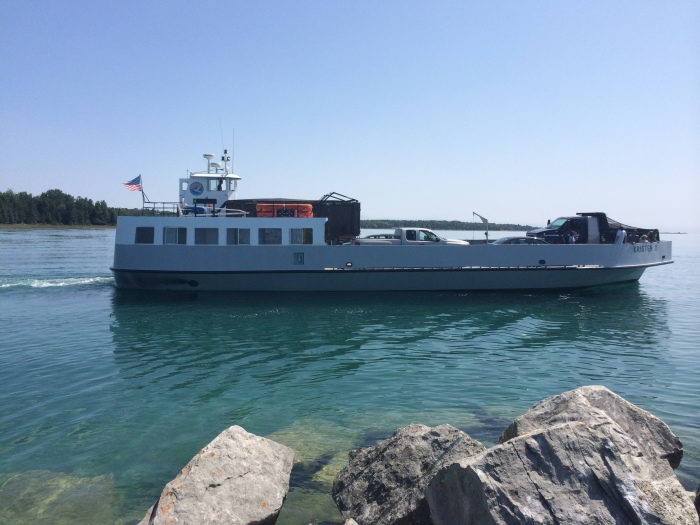 Bye bye, Ferry!