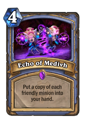I don't really know who or what Medivh is.