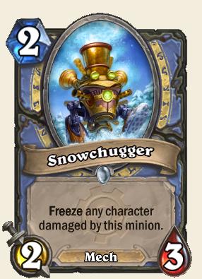 Chugga-Chugga-Chugga!