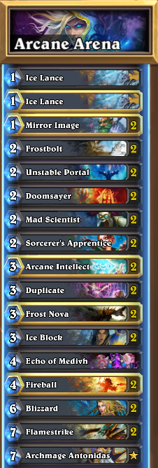 Dark Iron Arena Deck