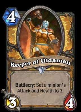 Keeper of Uldaman