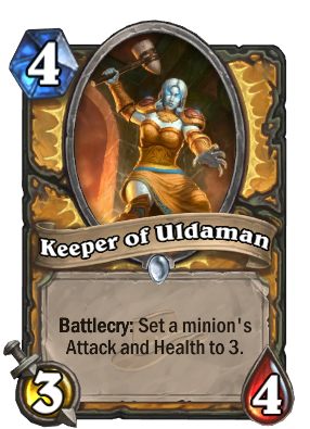 Keeper of Uldaman