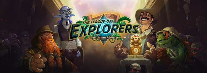 League of Explorers Banner