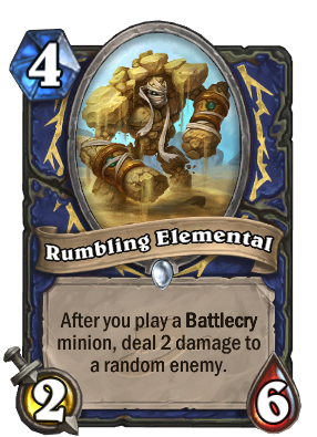 Rumbling Elemental