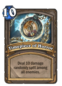 Timepiece of Horror